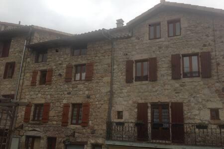 Maison de caractère en Ardèche - Burzet