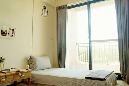 わふう.Twin Room&Shared Bathroom青年旅館 - Nanzi District - Hus