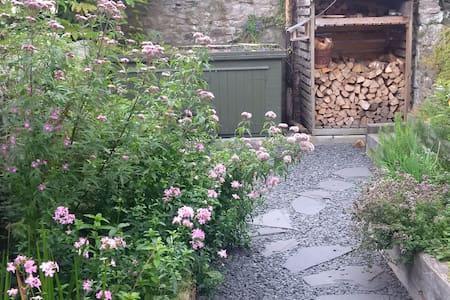 Cumbria terraced weavers cottage