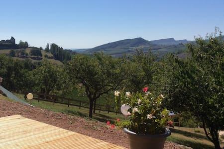 Villa familiale -Vue imprenable - Hus