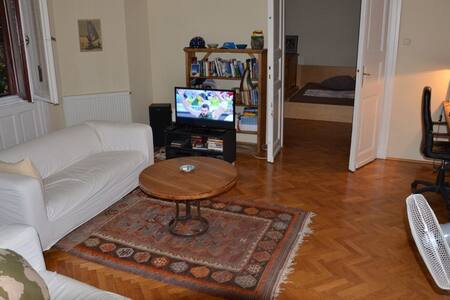 Cozy room in cozy flat