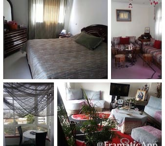Cosy Double Room DownTown Rabat