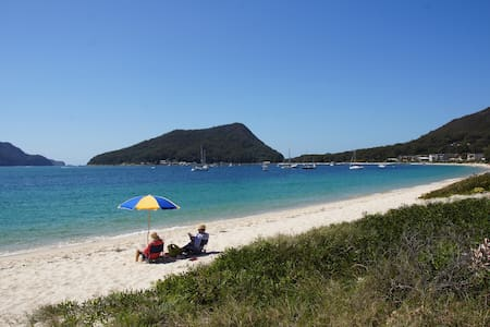 Shoal Bay Beach enjoyment - Apartment
