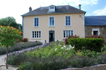 Charming Family Country House - Maisoncelles-Pelvey