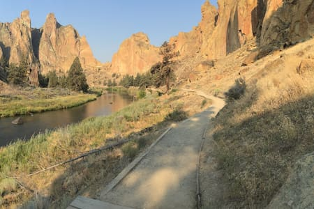 Two Bedroom Suite By Smith Rock - Terrebonne - House