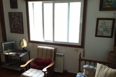 Habitación individual casa familiar - Casa
