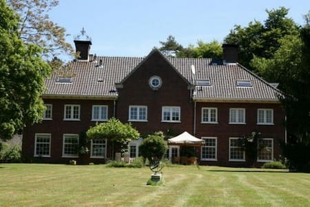 Buitenplaats de Hught B&B Rhenen - Szoba reggelivel