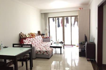 广州CBD珠江新城高级住宅小区公寓合租房间(2间房间可任意选择)