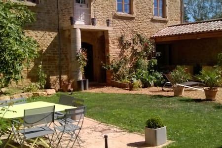Beaujolais lifestyle near Lyon - Casa