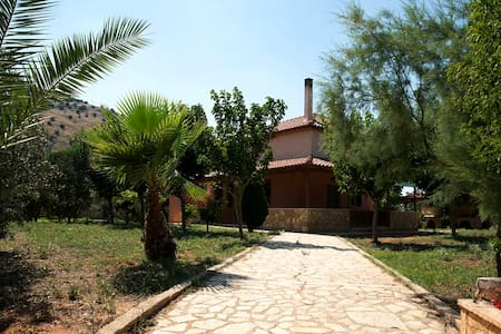 Lovely Country House near Nafplio - Νέα Τίρυνθα - Vila