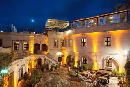 Caravanserai Cave Hotel - Inap sarapan
