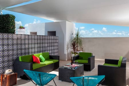 amazing suite in playa del carmen - Playa del Carmen - Apartment