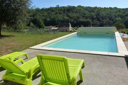 Sarlat, Dordogne et piscine privée - Carsac-Aillac - Villa