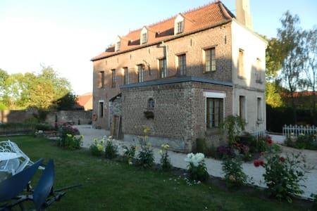 Chambres d'hôtes  Maison de Papidan - Penzion (B&B)