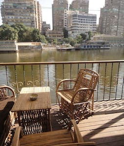 Wonderful Nile Houseboat Apartment