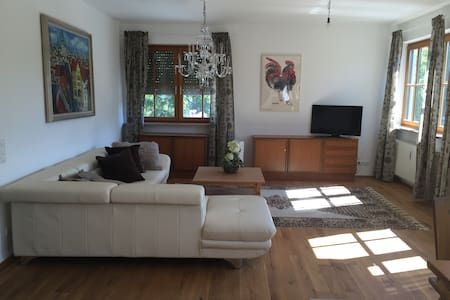 Ferienwohnung in Starnberg - Apartamento
