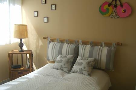 Chambre privée à Roquebrune CM - Apartmen