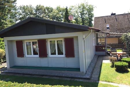 Wooden cottage in Rheinböllen - Dom