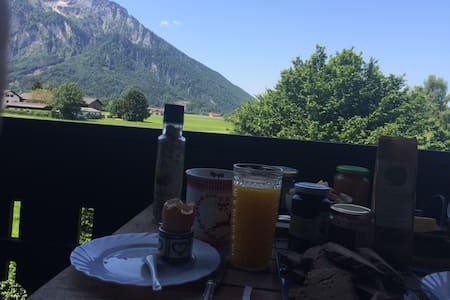 Amazing mountainview in Salzburg - Lakás