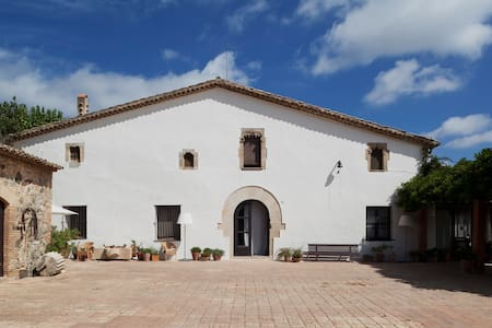Private house 20min from Barcelona - Haus