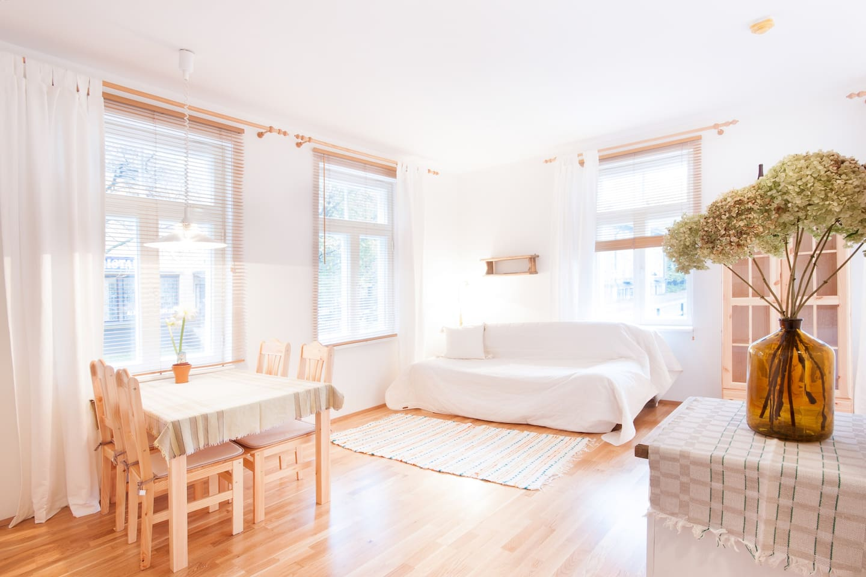 Casa Kalamaja apartment living room