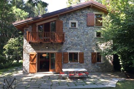 Rekonstruirte Scheune - Haus