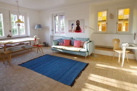 Design et Alsace dans le vignoble - Apartament