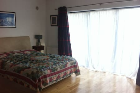 Double room in a beautiful house