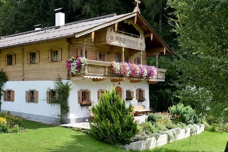 Appartments in den Kitzbühler Alpen - Apartment