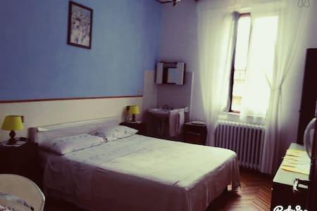 Centrostorico Assisi camera azzurra