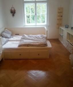 Charmantes Zimmer in Altbauwohnung