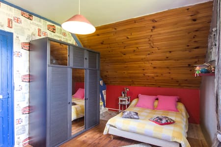 1 chambre de 4 pax - Casa