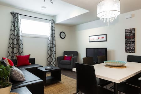 Brand new luxurious suite! - Inny