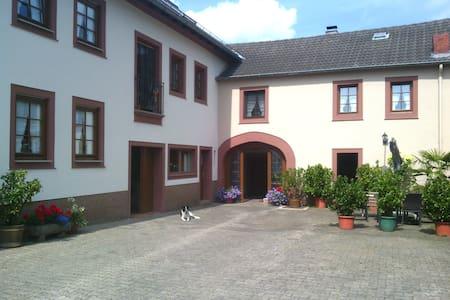 Bauernhof-Ferienwohnung - Apartament