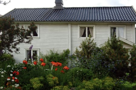 Bjerknes bed and breakfast - Eidsvoll - Bed & Breakfast