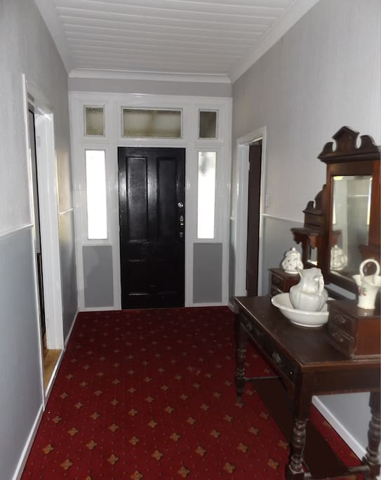 """Built in 1863, this was the original """"Mount View Hotel""""."""