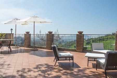 Limonaia B in Villa con Piscina - Collevecchio - Apartment