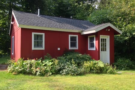 Little Red Guest Cottage