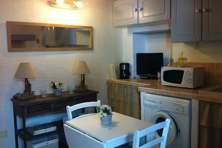 Charmant appartement douillet - Wohnung