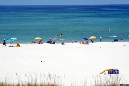 A TRUE Beachfront condo! Amazing.