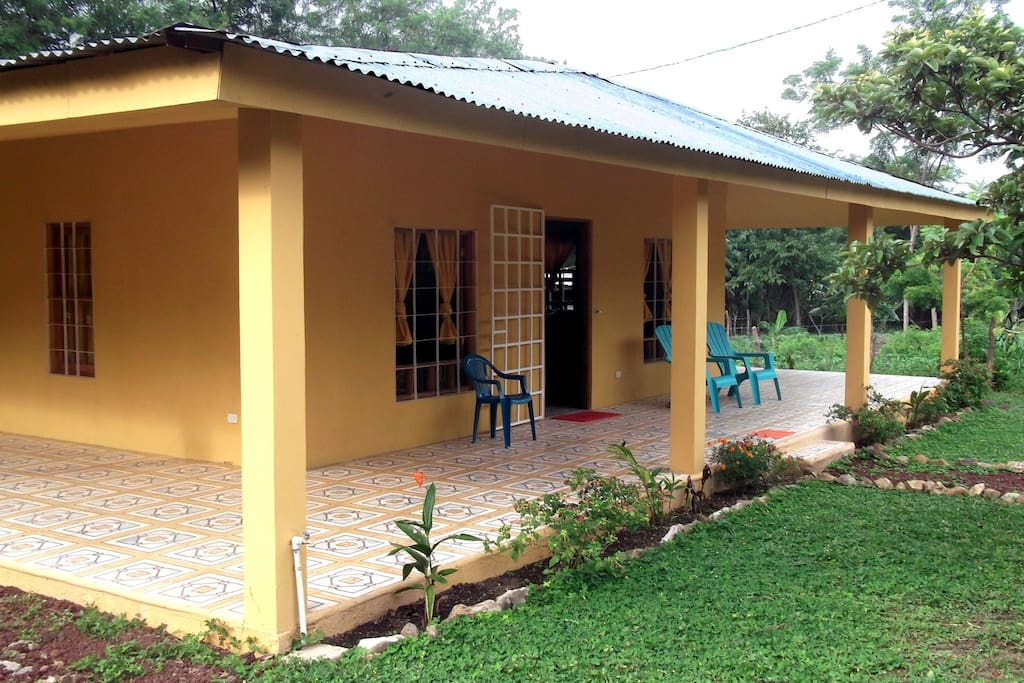 Villa La Bonita. A living space
