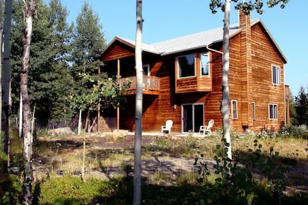 Secluded Mountain Retreat @ 9,500ft - House