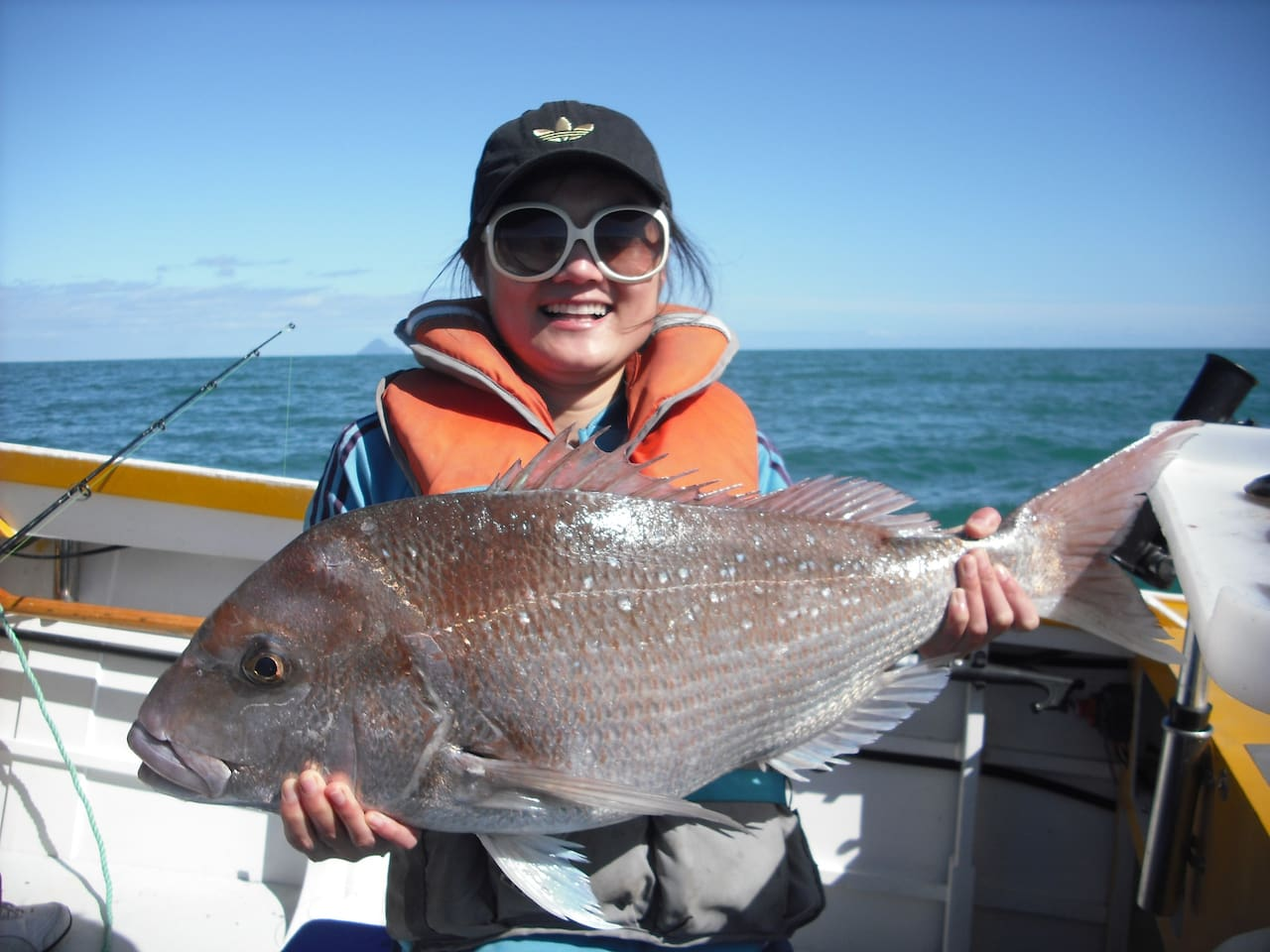 Want to catch big fish? Take a voyage!
