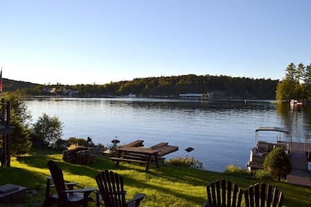 Cabins at Raquette Lake - the Loon - Cabin