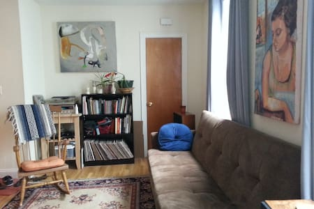 Your Convenient Sanctuary 1br apt.