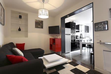 Appartement moderne à St-Ouen - Saint-Ouen - Apartment