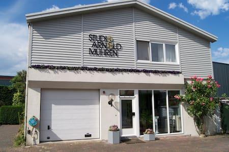 The Studio Guesthouse Kamer 4 - Volendam - Bed & Breakfast