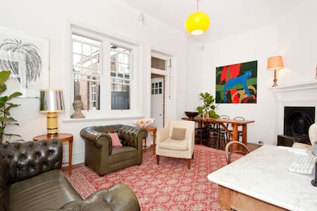 Sydney City Home in Historic Rocks - Millers Point - Apartment