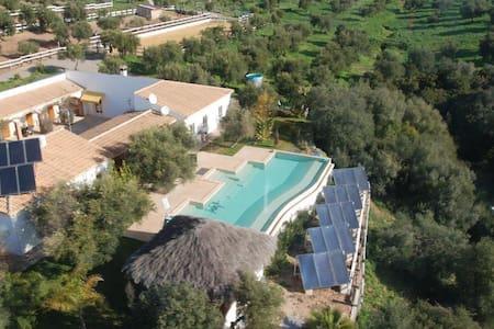 Maison écologique LAS GATERAS - Villa