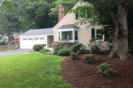 Remodeled home in West Hartford